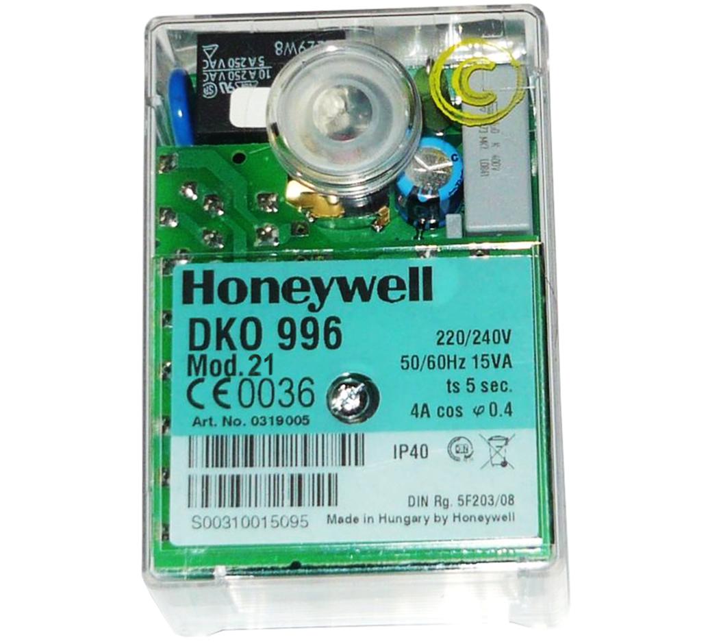 Honeywell 0319021 Control Box Dko 996