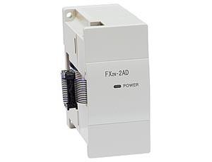 FX2N-2AD, Επέκταση 2 Αναλογικών Εισόδων, Mitsubishi