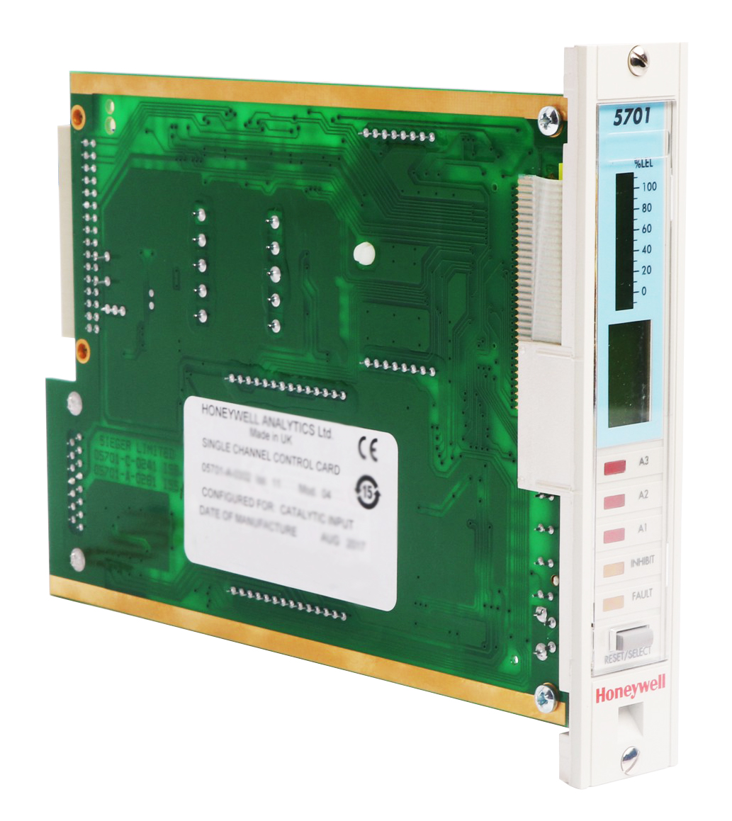 05701-A-0302 | Honeywell | Single Channel Control Card Catalytic