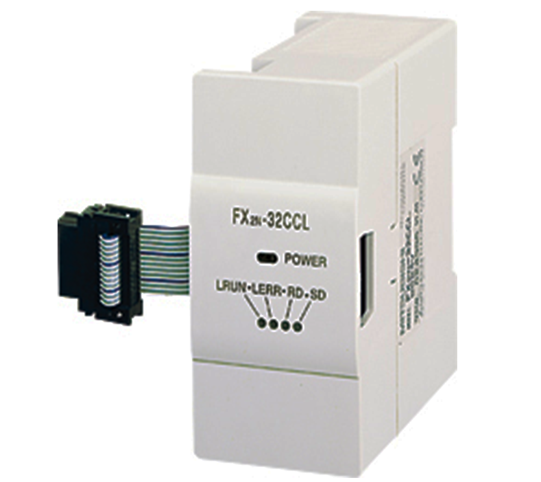 Mitsubishi Electric Remote >> Fx2n 32ccl Mitsubishi Electric Cc Link System Interface Block Remote Device Station