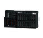 CC-Link small type remote I / O unit (DC input / transistor output, sensor connector (e-CON)) AJ65VBTCE 32-16DT