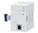 Ethernet interface block FX3U-ENET-L