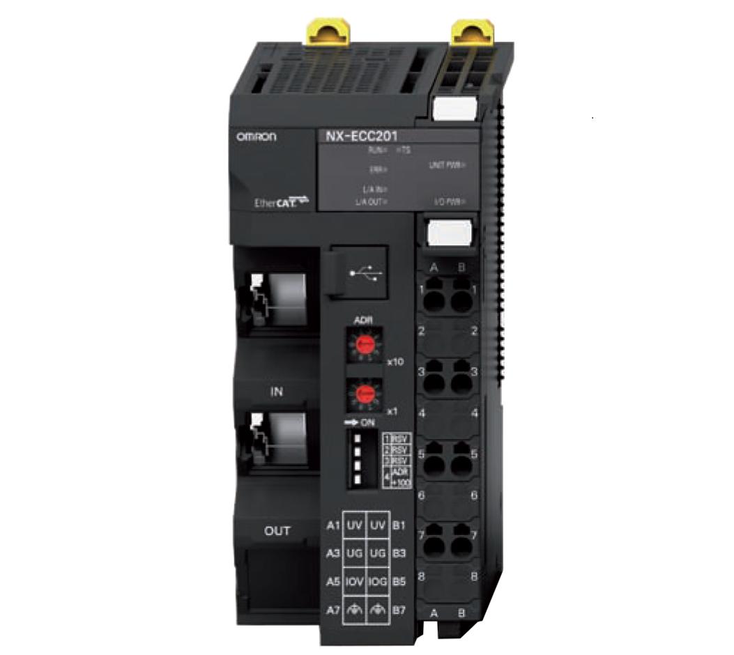 Nx Ecc201 Omron Ethercat Coupler Units