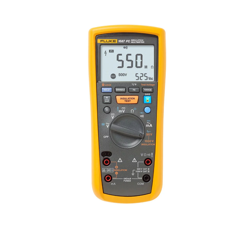 1587 FC | Fluke | Insulation Multimeter