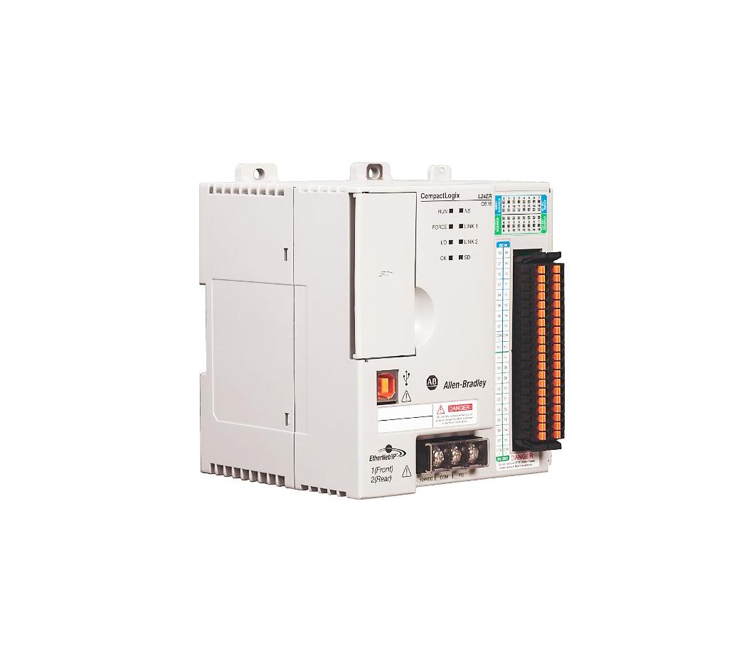1769-L24ER-QB1B | Allen Bradley | CompactLogix 5370 Ethernet Controller