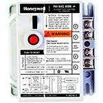 R8184G4009/U | Honeywell | TRADELINE 120V 60HZ S-SWITCH 45 SEC. .2A THERMSTAT LED FOR LOCKOUT INDICATION & MANUAL TRIP SWITCH 150 DEG F MAX AMBIENT