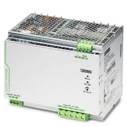Power supply unit - QUINT-PS/1AC/24DC/40 - 2866789