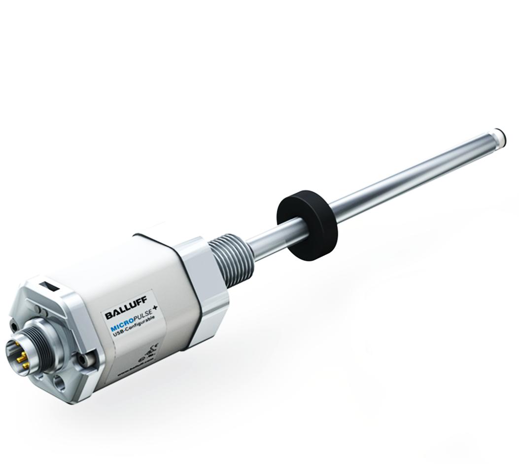 Btl7 E100 M1450 B S32 Balluff Micropulse Transducer