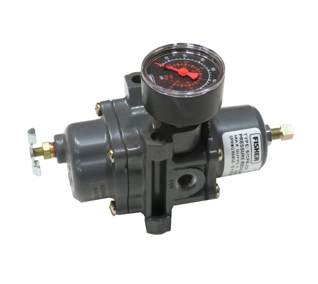 67CFR-239 | Fisher | 67C Series Instrument Supply Regulator