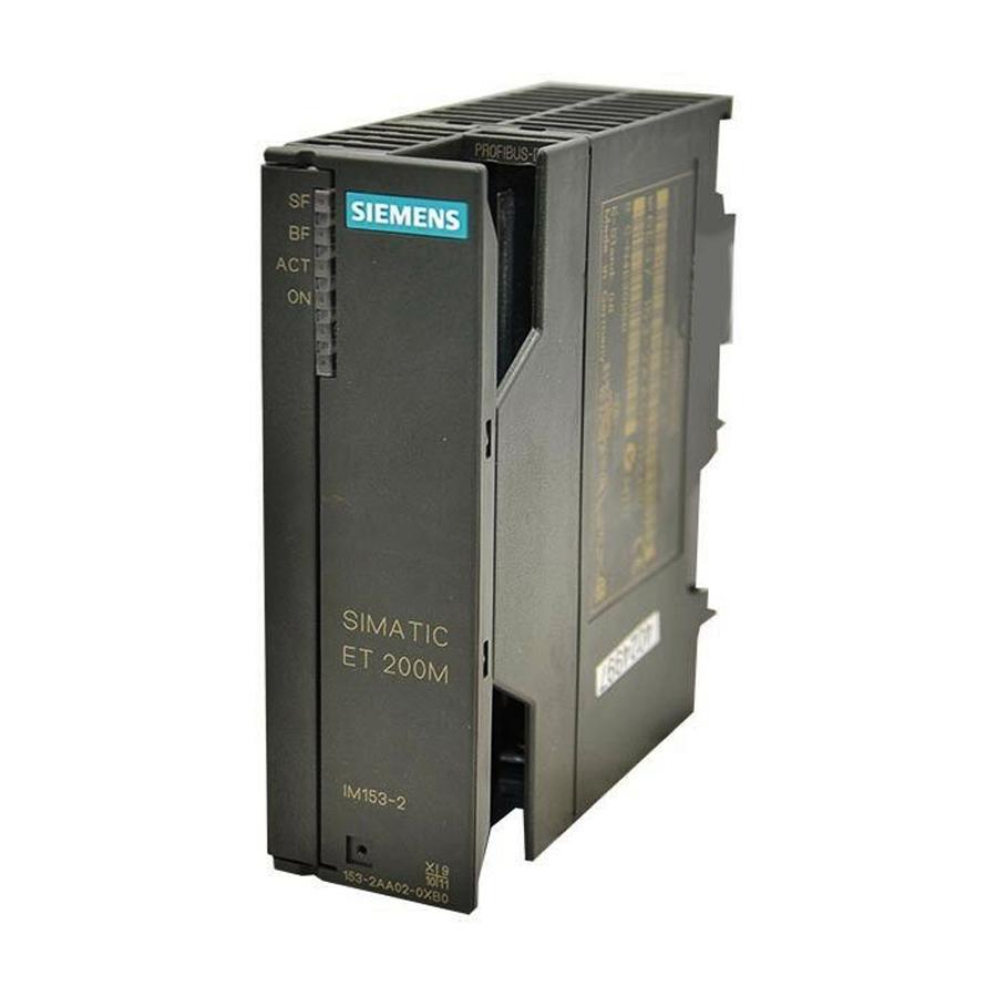 Siemens 6ES7153-2BA01-0XB0 M153-2 Interface Module