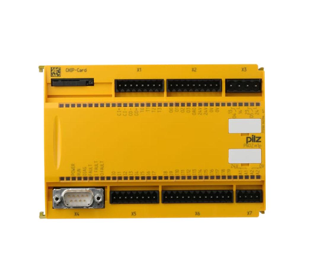 Pilz PNOZ m1p Safety Relay Base Unit 773100