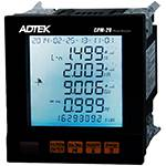 CPM-20 | ADTEK | LCD Power Meter with RS485 Standard, Total Harmonics