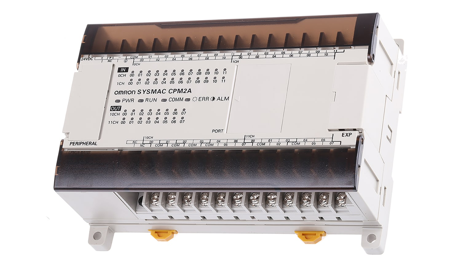 CPM2A-40CDT-D | Omron | CPM2A Micro Programmable Controller  *Ready Stock - 2 UNIT ONLY*