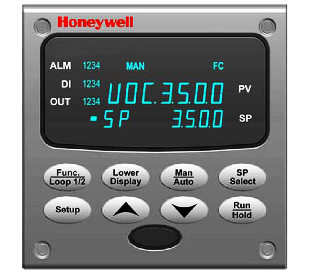Honeywell | DC3500-CE-1000-200-10000-OC-0 UDC3500 | Controller