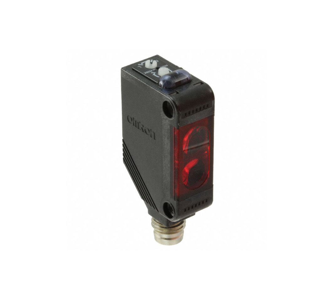 E3Z-LS61 5M | Omron | E3Z-LS Compact Photoelectric Sensor with Built-in Amplifier