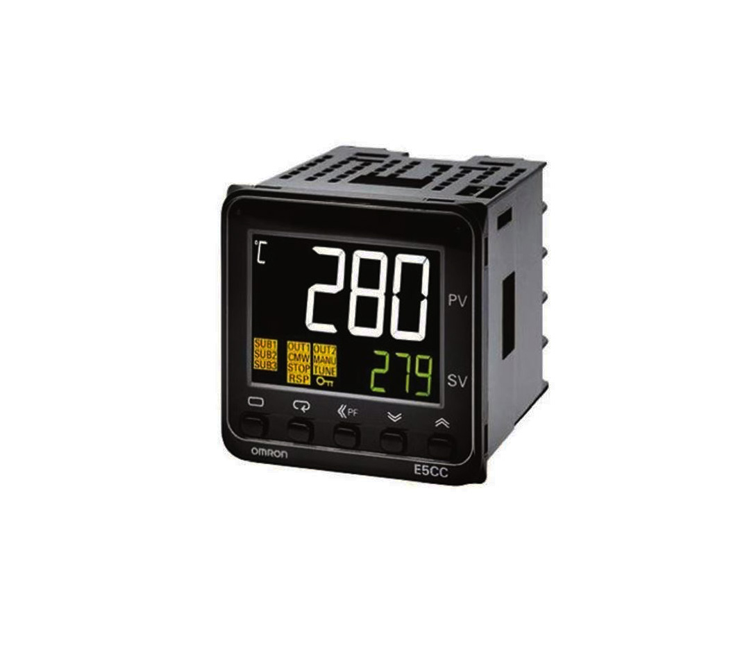 E5CC-QX3A5M-003 | Omron | E5CC Digital Temperature Controller