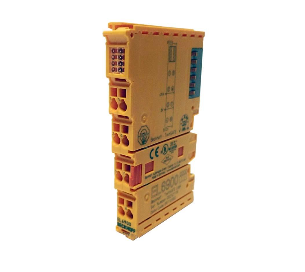 BECKHOFF EL6900 TwinSafe Logic
