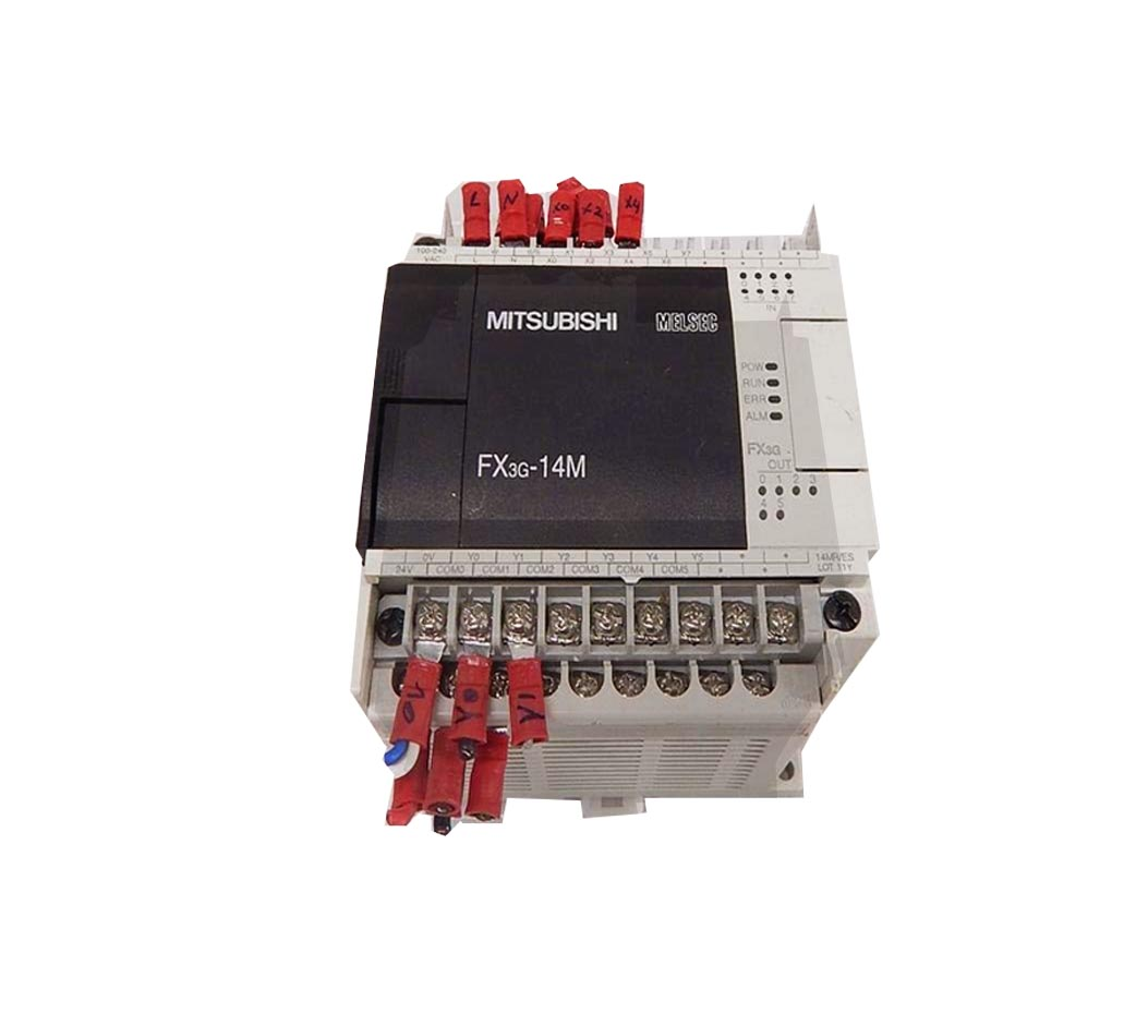 FX3G-14MR/ES  | Mitsubishi Electric | Mitsubishi FX3G Series Logic Module