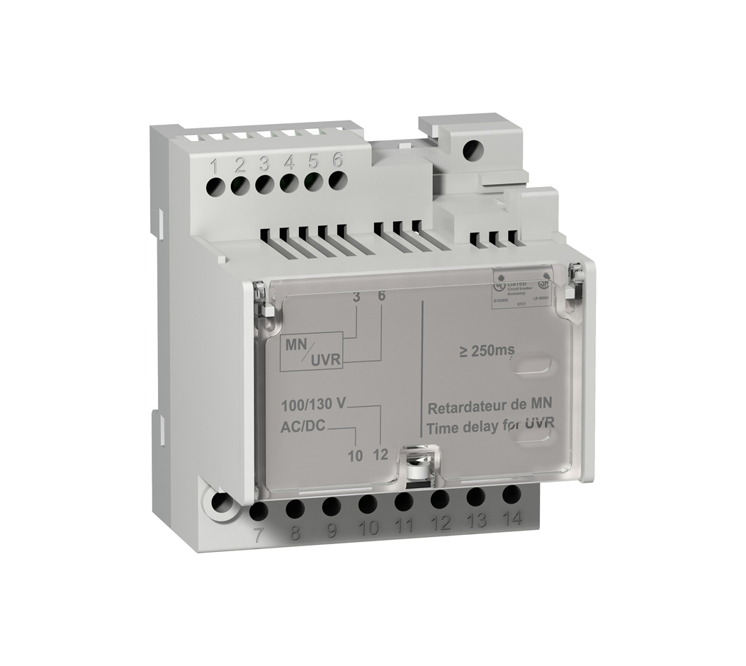 LV833685SP | Schneider Electric | Non-Adjustable Time Delay Relay