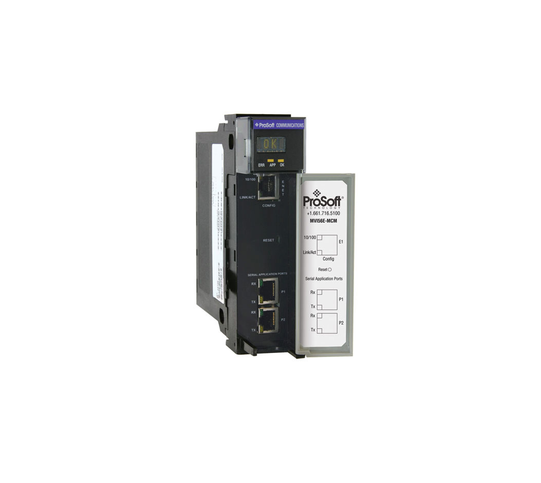 MVI56E-MCM | ProSoft | Modbus Communication Module