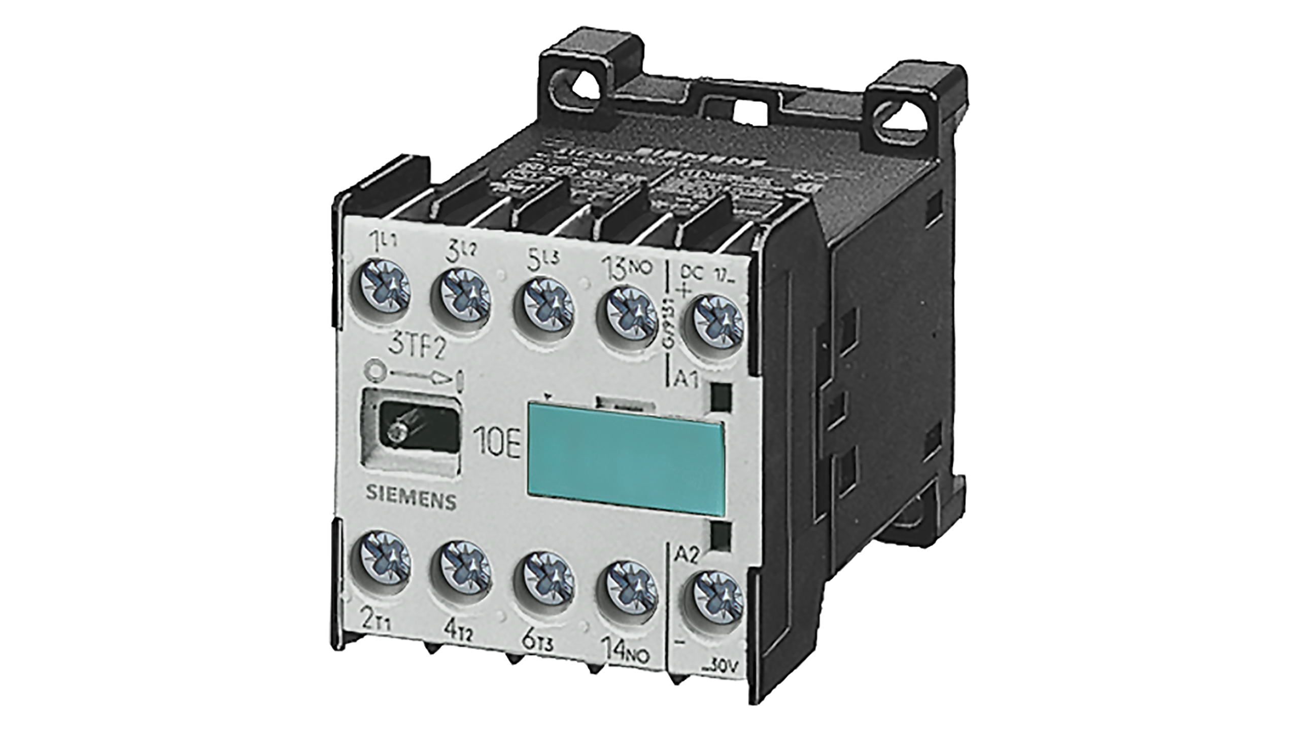 3TF2001-0BB4 | Siemens |Contactor, Size 00, 3-pole, AC-3 4 kW/400 V *Ready Stock - 1 UNIT ONLY*