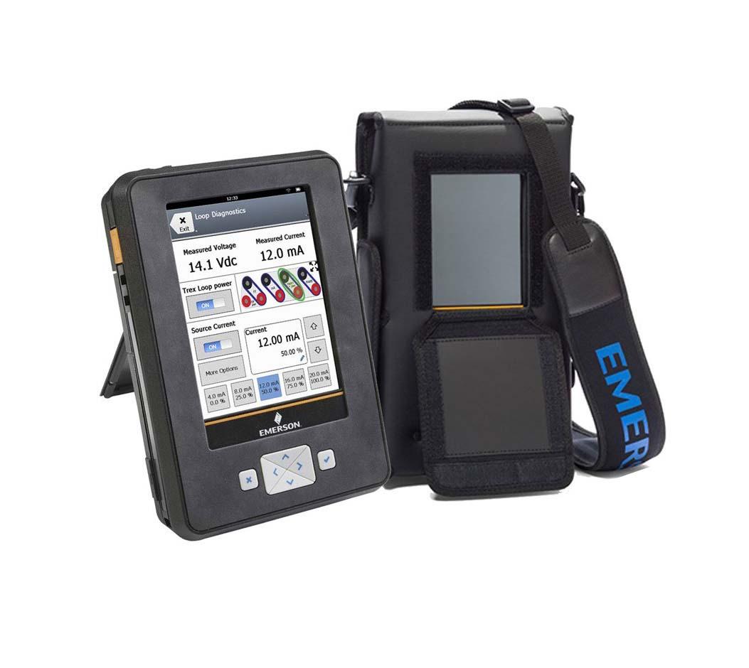 TREXLHPKLWS3S | AMS Trex Device Communicator | Emerson