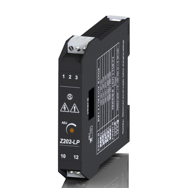 Z202-LP| Seneca |AC / DC voltage to DC isolator / converter, loop powered
