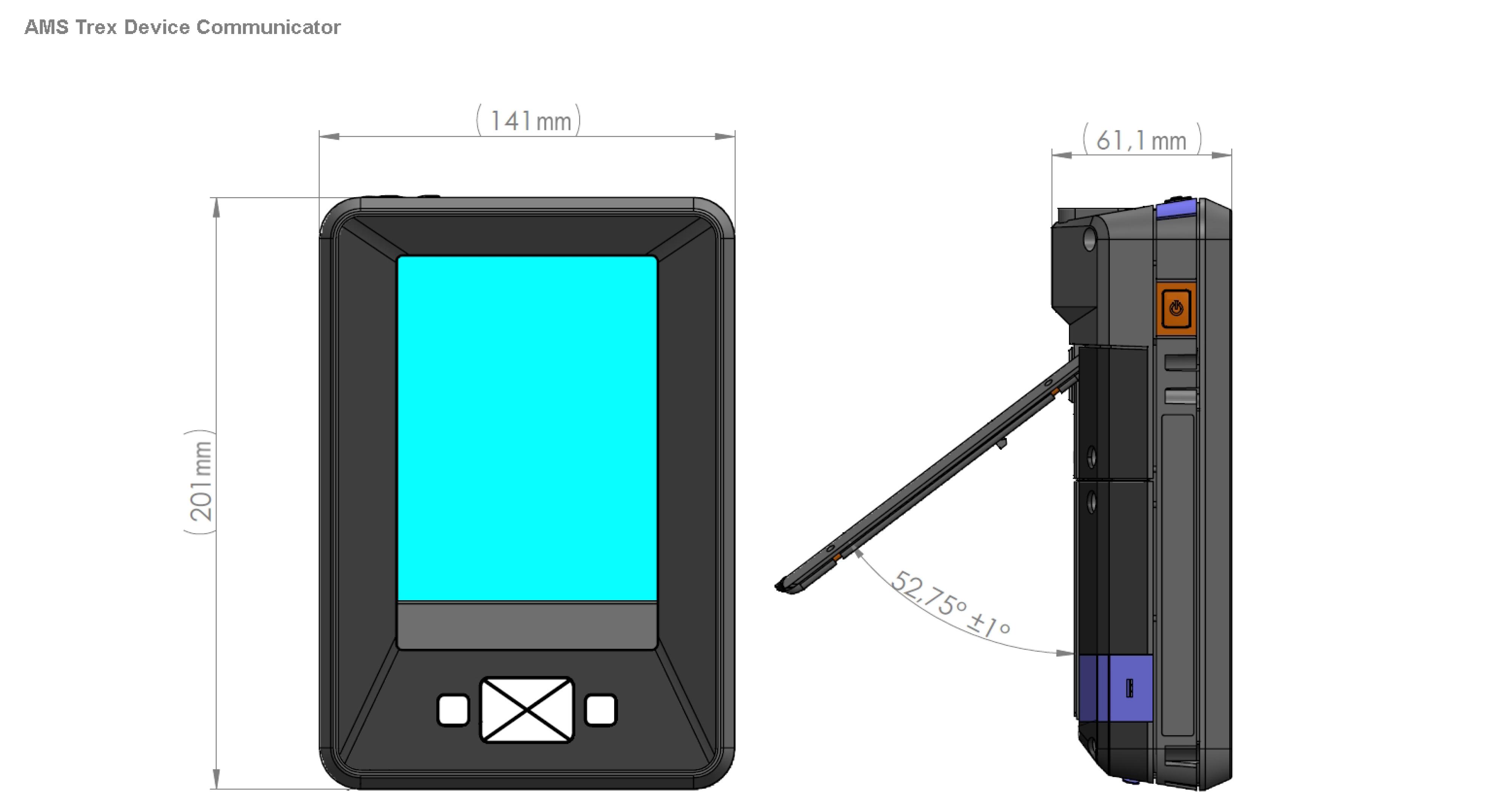 TREXCFPKLWP3 | Emerson | AMS Trex Device Communicator