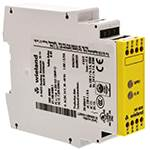 Wieland | R1.188.0400.1 | Device for monitoring of safety-related circuits SNO4003K AC/DC 24V (B)