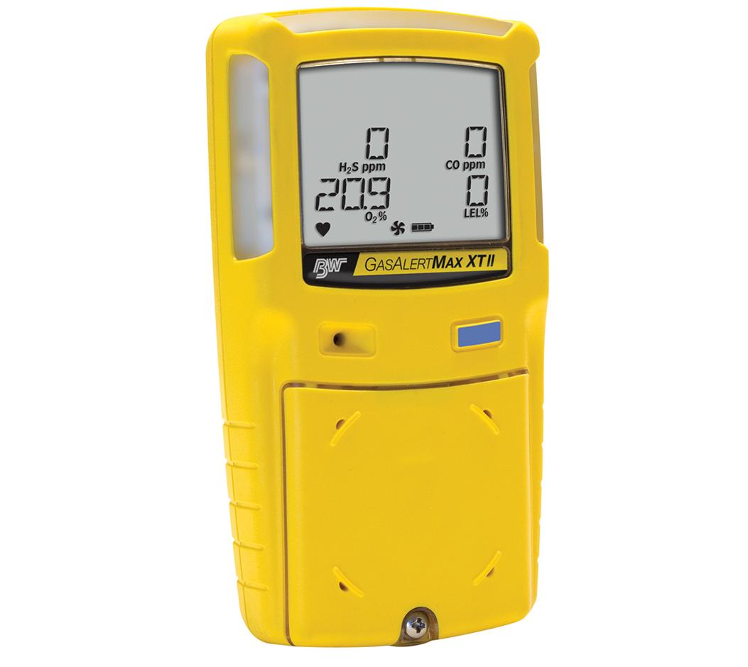 XT-XWHM-Y-CN | BW TECHNOLOGIES | GasAlertMax XT II 4-Gas Detector