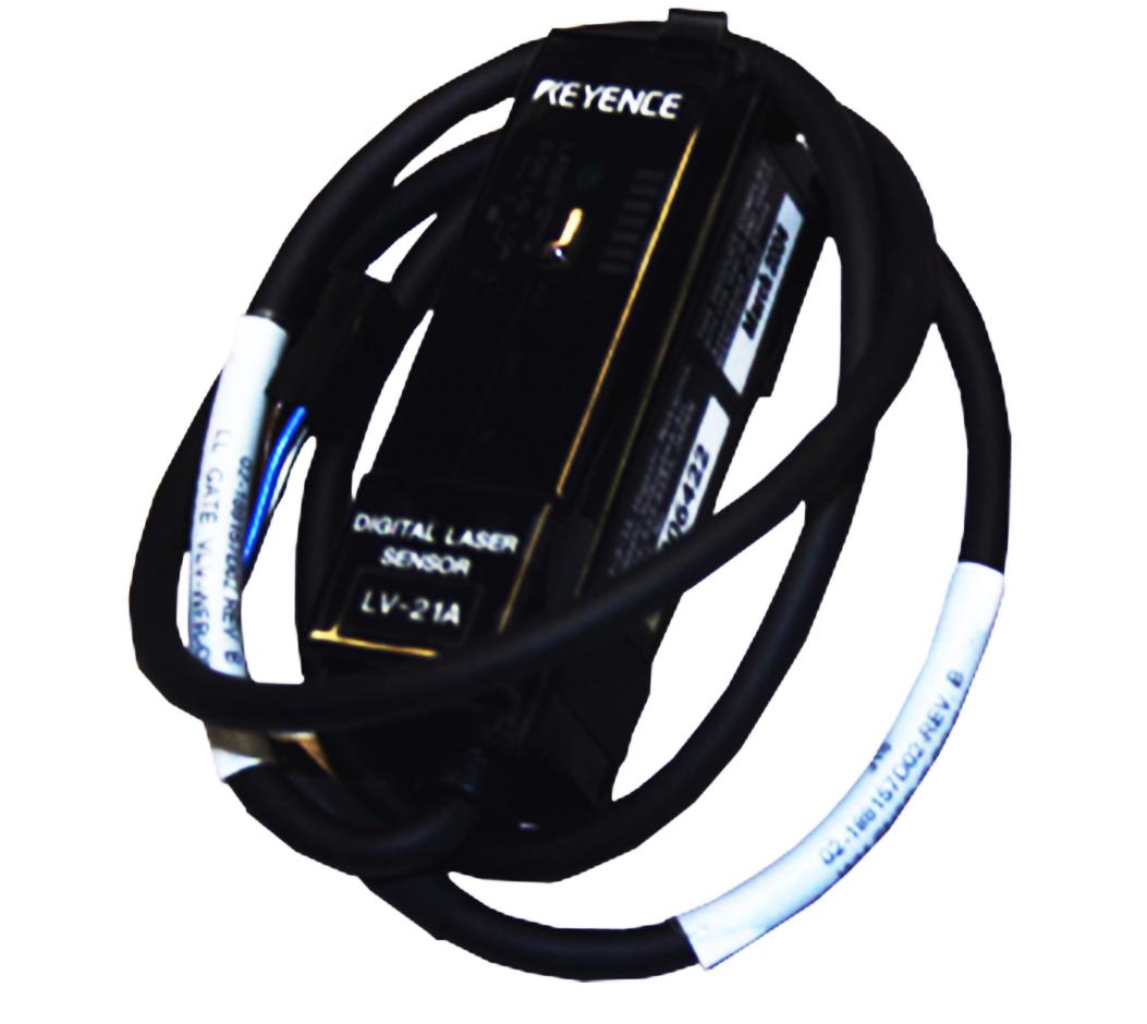 LV-21A Amplifier Unit, NPN   LV series   KEYENCE