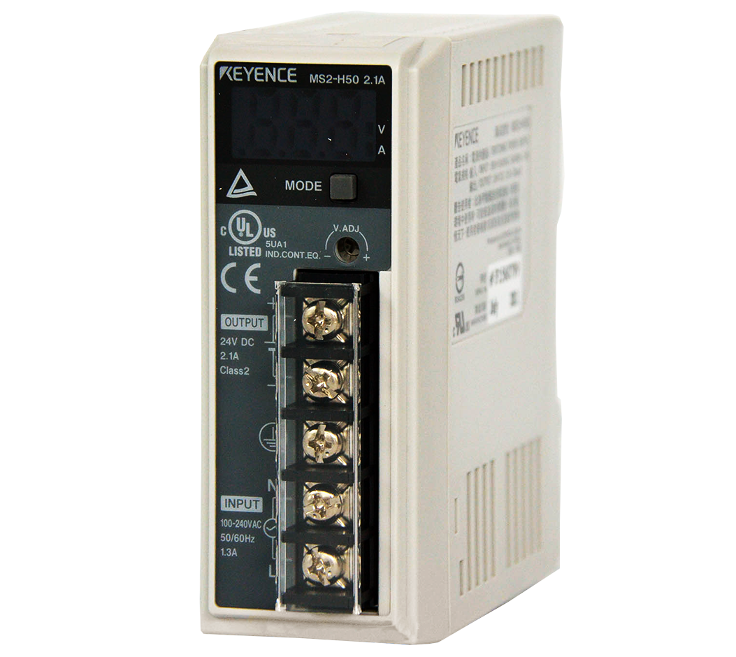 MS2-H50 | Keyence | MS2 Series Compact Switching Power Supply