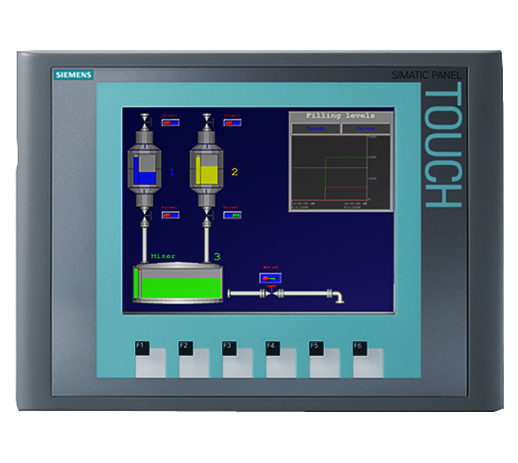 6AV6647-0AD11-3AX0 | Siemens SIMATIC HMI KTP600 Basic Color PN