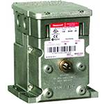 M7284C1000/U | Honeywell | REPLACES M744T1004. 120- V 50/60 HZ. 29VA. 150LB-IN 90 DEG ADJ STROKE. 30-60 SEC TIMING 4-20 MA INPUT, 2 AUX SWITCH, DUAL SHAFT.