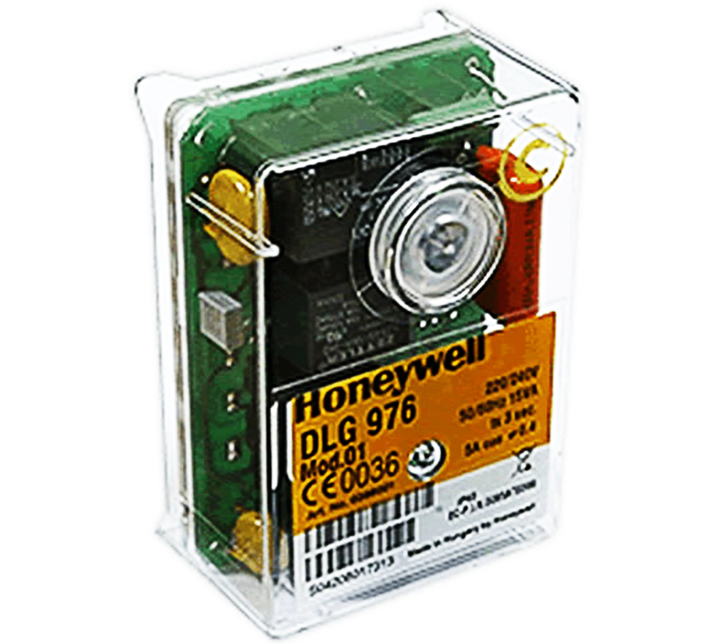Honeywell 0366001 Control Box Dlg 976