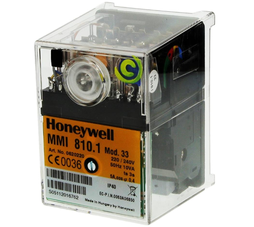 Honeywell 0620220 Control Box Mmi 810 1