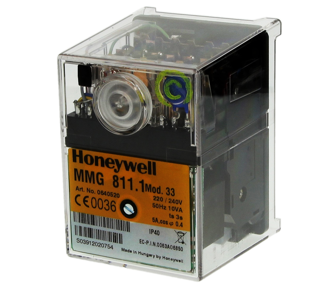 Honeywell 0640520 Control Box Mmg 811 1