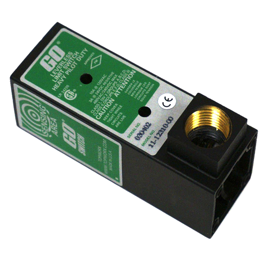 GO Switch Leverless Limit Switches: 11-12310-00