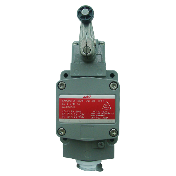 Azbil Vertical Explosion-Proof Switch: 1LX7003-QK