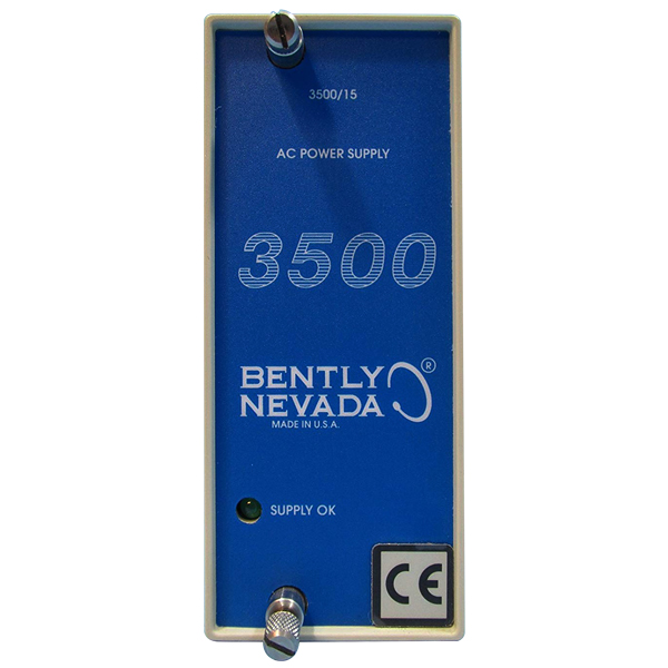 3500/15-03-02-00  | Bently Nevada | 3500/15 Power Supply