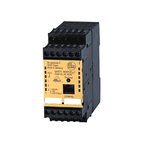 AC001S | IFM Electronic | Safety monitor/1 channel