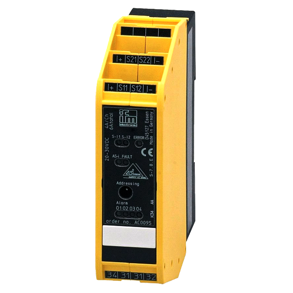 AC009S | IFM Electronic | SmartLine SafetyModul