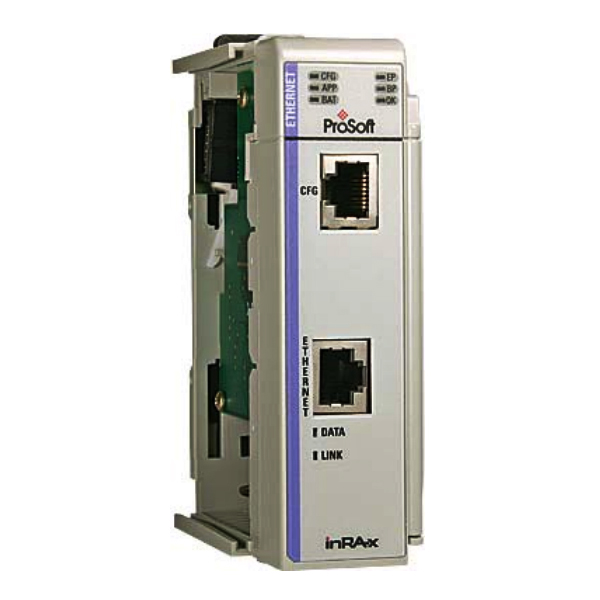ProSoft Technology Modbus TCP/IP Communication Module: MV169-MNET