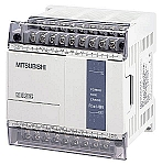 Mitsubishi PLC, Base unit: FX1N-14MR-ES/UL