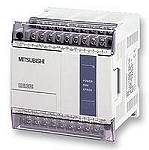 Mitsubishi PLC, Base unit: FX1S-30MR-ES/UL