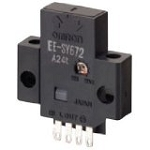 Omron Reflective Photomicrosensor with Sensitivity Adjuster (Non-modulated): EE-SY672