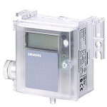 QBM3120-25D | SIEMENS | Air duct differential pressure sensor with display
