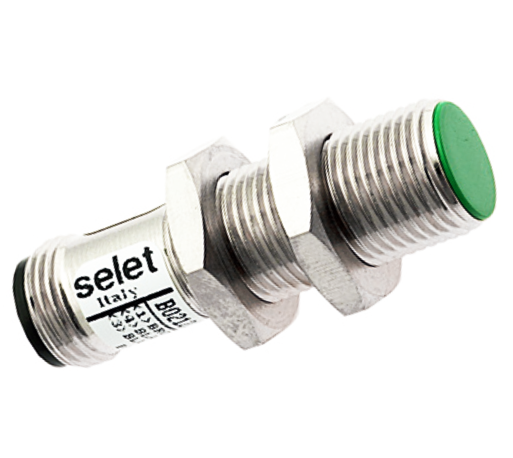 B02122NCC5 | Selet Sensor | shortly Cenelec series, amplified dc type, PNP - NPN