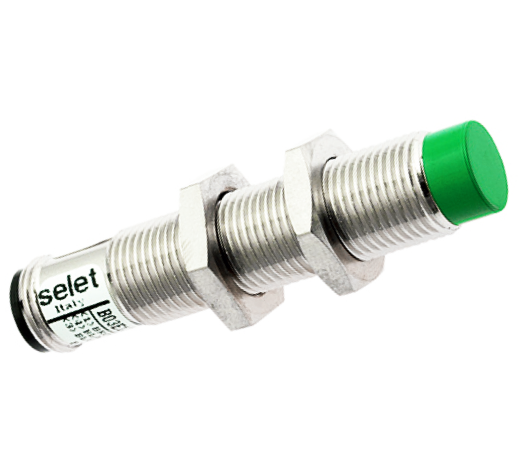 B03E128NCC3 | Selet Sensor | Standard long range series amplified dc type, PNP - NPN