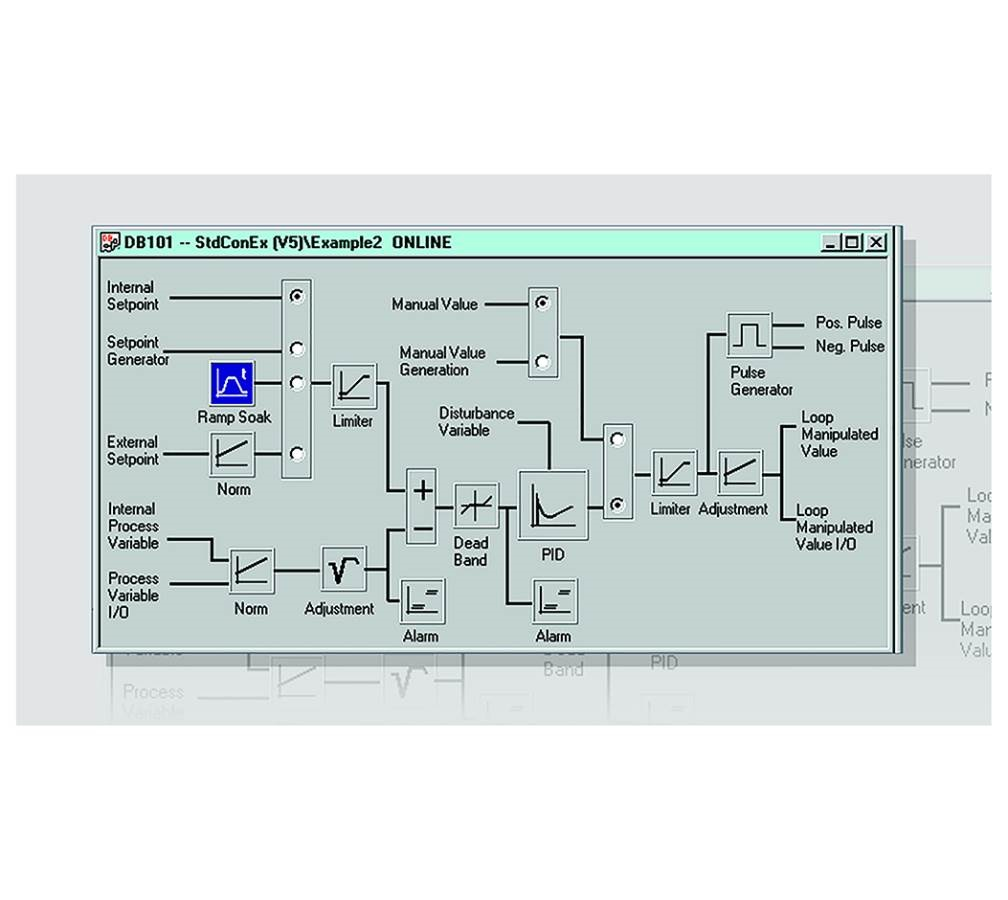 6es78602aa210yx0 Siemens Simatic S7 Standpid Ctrl V52 Lic Sing P Id Logic Diagram Quick View